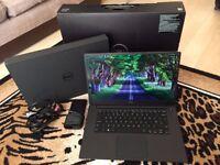 Dell XPS 15 9560 i7 2.8GHz 512gb ssd 4gb GeForce 16GB ddr4 RAM 6 month Warranty