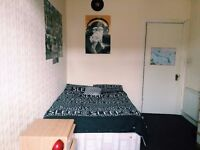 Seeking flatmate to join spacious and cheap 3 bedroom flat on Duke Street