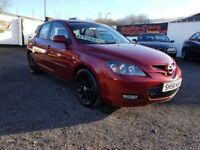 Mazda3 1.6 Takara 5dr / 2009 (58 reg), Hatchback / RARE AUTO/ PLUS WARRANTY