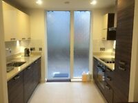 Until 18 Sept Only - Double room with ensuite in brand new flat, all new, Elephant And Castle Zone 1