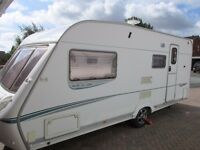 2006 ABBEY VOGUE 416 GTS 4 BERTH LARGE LUXURY CARAVAN