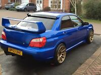 Subaru wrx sti 390 hp rebuilt engine/turbo/gearbox