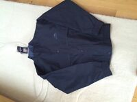Weather resistant jacket and trousers