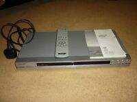 SONY CD/DVD Player DVP-NS355 with Remote & Instructions, in original box and packaging