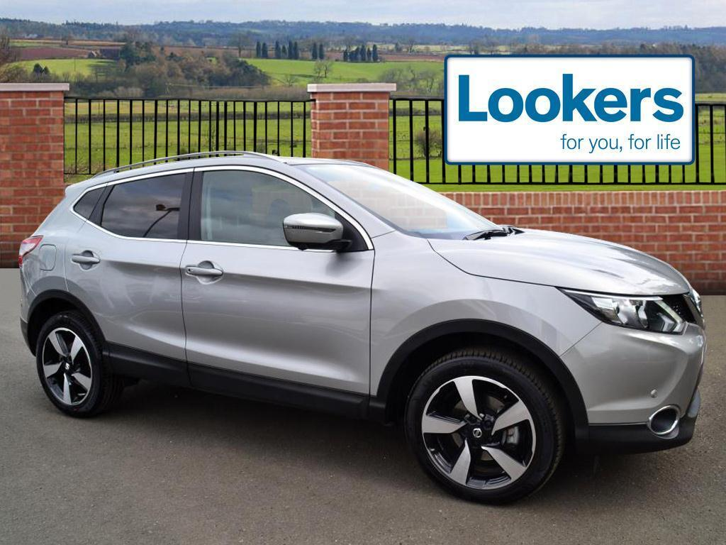 nissan qashqai n connecta dci silver 2017 03 01 in motherwell north lanarkshire gumtree. Black Bedroom Furniture Sets. Home Design Ideas