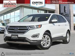 2015 Ford Edge SEL AWD **Rear Cam-Heated Seats-Bluetooth**