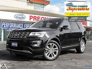 2016 Ford Explorer Limited ***SONY Stereo System***