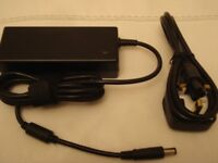 Genuine Dell laptop charger, can also charge HP laptop