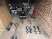 gym equipment delivered free
