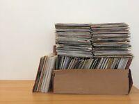 330+ 45 / 7 inch Vinyl Records (Soul, Disco, Funk, Hip Hop, Rock etc)