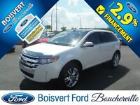 2011 Ford Edge Limited CUIR TOIT GPS NAV FULL