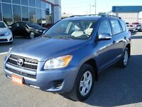 2009 Toyota RAV4 ALL WHEEL DRIVE