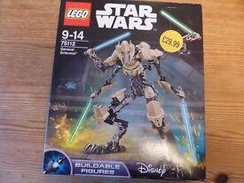 Lego Star Wars General Grievous. 75112.1.