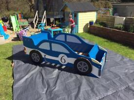 Kids Car Cot Bed £75 ono