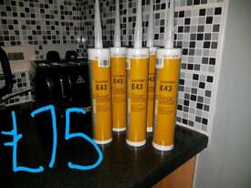 Elastosil e43 silicone rubber cartridge