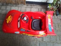Electric Ride on Lightning Mcqueen