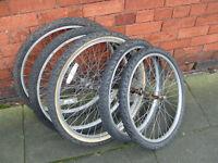 Joblot Mountain Bike wheels