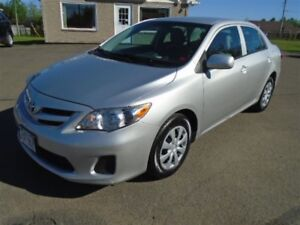 2013 Toyota Corolla CE Auto Heated Seats