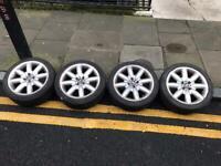 Mini wheels Alloys