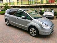 2007 ford s max zetec tdci 7 seater 2.0L diesel 1 year mot