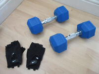 Dumbbells Exercise Equipment - USED