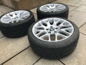 Bmw Mags and tires