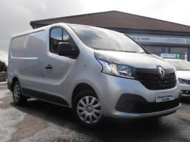 RENAULT TRAFIC SL27 BUSINESS PLUS ENERGY DCI S-R P-V (silver) 2015