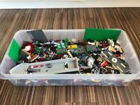 9kg Mixed Loose Lego bricks