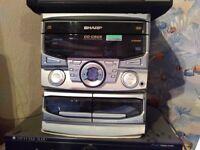 Sharp CD-C605 Hifi