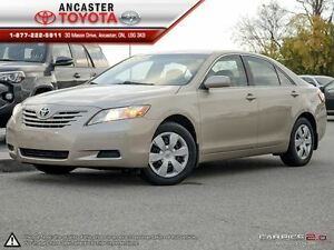 2009 Toyota Camry LE- ONE OWNER DEALER SERVICED!!