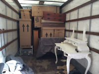 MAN AND VAN/FURNITURE MOVERS/PACKING/TAMWORTH/SOLIHULL/BIRMINGHAM/DUDLEY/ANY DISTANCE IN UK