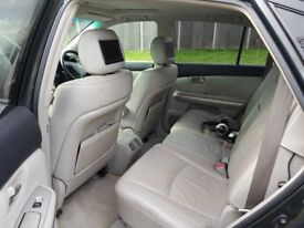 LEXUS RX 400H RX400H 4X4 HYBRID ELECTRIC JEEP NOT NISSAN QASHQAI X TRAIL VW TOUAREG TIGUAN HONDA FRV