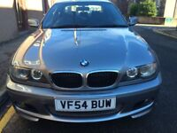 BMW 320CD M SPORT mint condition for its age