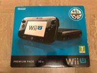 Nintendo Wii U console 32gb Premium boxed