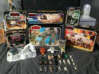 VINTAGE TOYS WANTED STAR WARS HE- MAN TURTLES ANYTHING CONSIDERED GOOD PRICES PAID