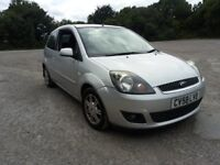 58 Plate Ford Fiesta 1.4 TDCI. MOT end Sept 18. Good condition. £895 ono, PX Welcome.