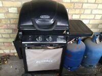 Omega Outback Gas BBQ