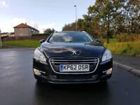 Peugeot 508 SW 2.0 HDI diesel with AIR CON BLUETOOTH GLASS ROOF ALLOYS 1 OWNER