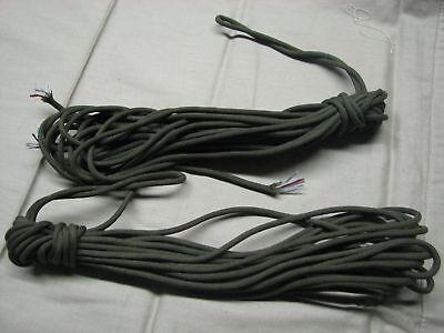 550 cord paracord bracelet string making USGI outdoors survival 10 hacks 27 ft e
