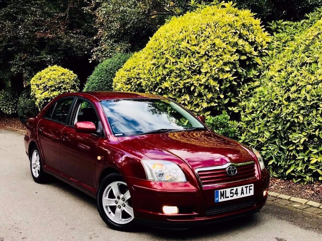 **ONLY DRIVEN 32K MILES** TOYOTA AVENSIS 1.8 T3X + FULL TOYOTA HISTORY + PENSIONR OWNER + IMMACULATE