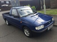 Skoda pick up truck 1.6 VW Engine