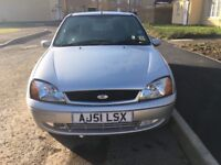 Ford Fiesta Ghia - 2001