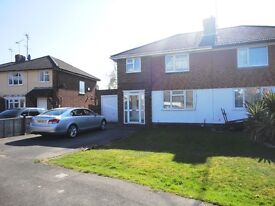 BEAUTIFUL 3 BED SEMI-DETACHED HOUSE IN COTTESMORE ROAD, WOODLEY