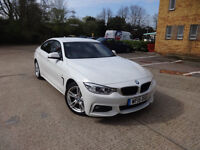BMW 4 Series 420d M Sport Gran Coupe Auto Diesel 0% FINANCE AVAILABLE