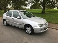 2004/54 ROVER 25 1.4 HATCHBACK LOW MILES FULL MOT