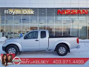 2014 Nissan Frontier S 4x2 LOW KM MUST SEE!!