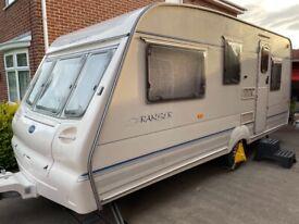 Bailey Ranger Touring Caravan