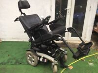 Sunrise Medical Quickie Salsa M Powerchair,free local delivery