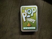 Plop Trumps (Top Trumps Card Game)