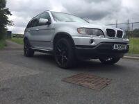 BMW X5 2003 (53 plate)